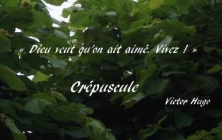 Crépuscule – Les Contemplations – Victor Hugo