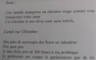 La Loreley – Alcools – Guillaume Apollinaire