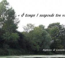 Le Lac – Méditations poétiques – Alphonse de Lamartine