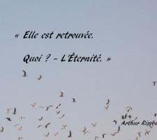 L'Éternité – Derniers Vers – Arthur Rimbaud